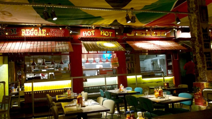 Turtle Bay Newcastle interior