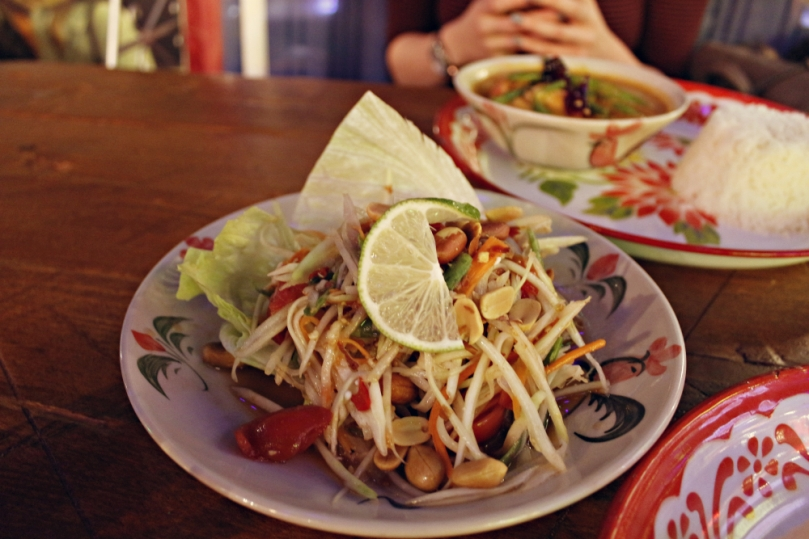 zaap papaya salad